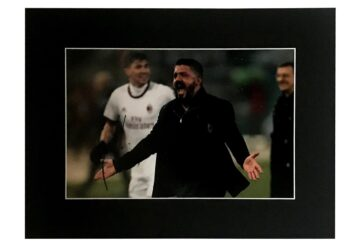 Genaro Gattuso Signed Photo