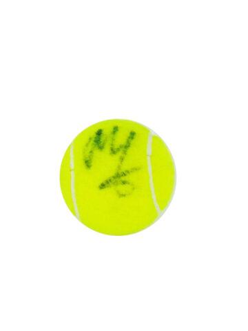 Juan Martin Del Potro Signed Tennis Ball - Wimbledon - Firma Stella