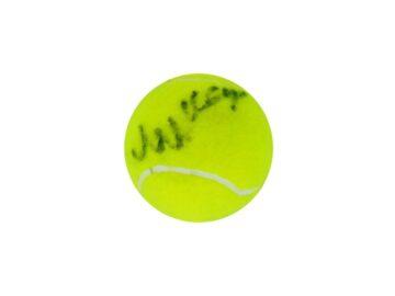 Madisson Keys Signed Wimbledon Tennis Ball