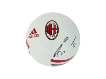 Signed Hakan Calhanoglu Football