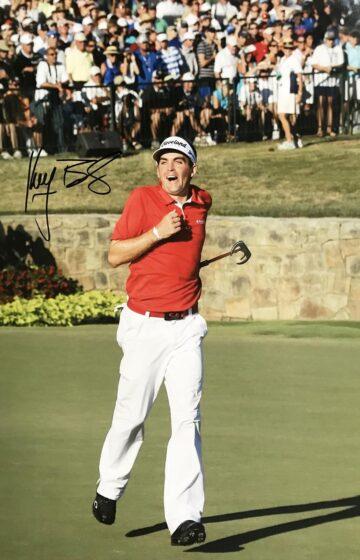 Keegan Bradley Signed Photo, USA Golf Signature - Firma Stella
