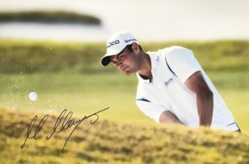 Martin Kaymer Authentic Signature, Signed Golf Photo - Firma Stella