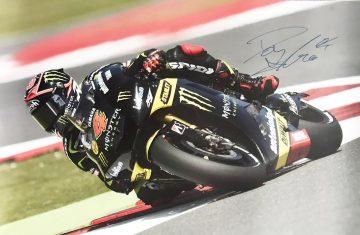 Andrea Dovizioso Signed Poster - Genuine Moto GP Autograph