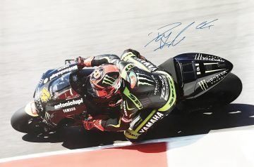 Signed Andrea Dovizioso Poster - Iconic Moto GP Autographed Photo