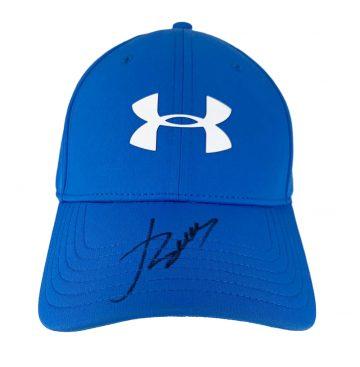 Signed Jordan Spieth Cap