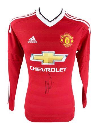 c8d99bfc0 Signed Victor Lindelof Football Shirt – Manchester United Autograph