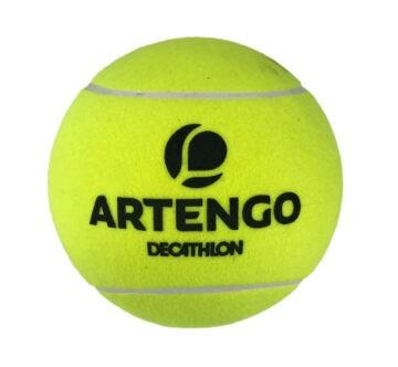 Signed Roger Federer & Rafael Nadal Ball