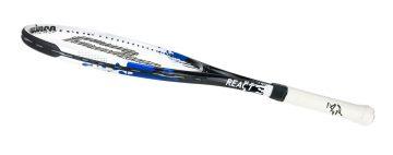 Signed Juan Martin Del Potro Tennis Racket