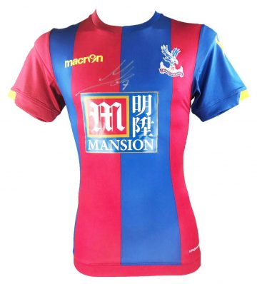 Signed Crystal Palace