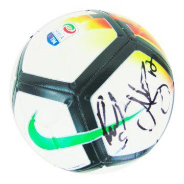 Cristiano Ronaldo signed football