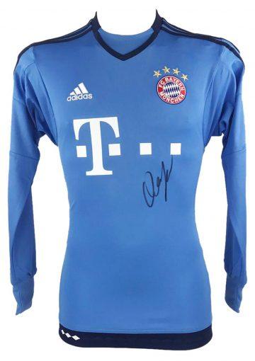 FC Bayern Munich 2019//20 Signature Carnet de signatures