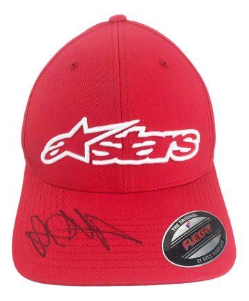 Autographed Valentino Rossi Cap