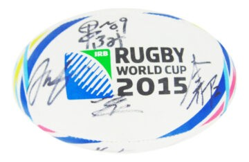 Signed Japan Ball
