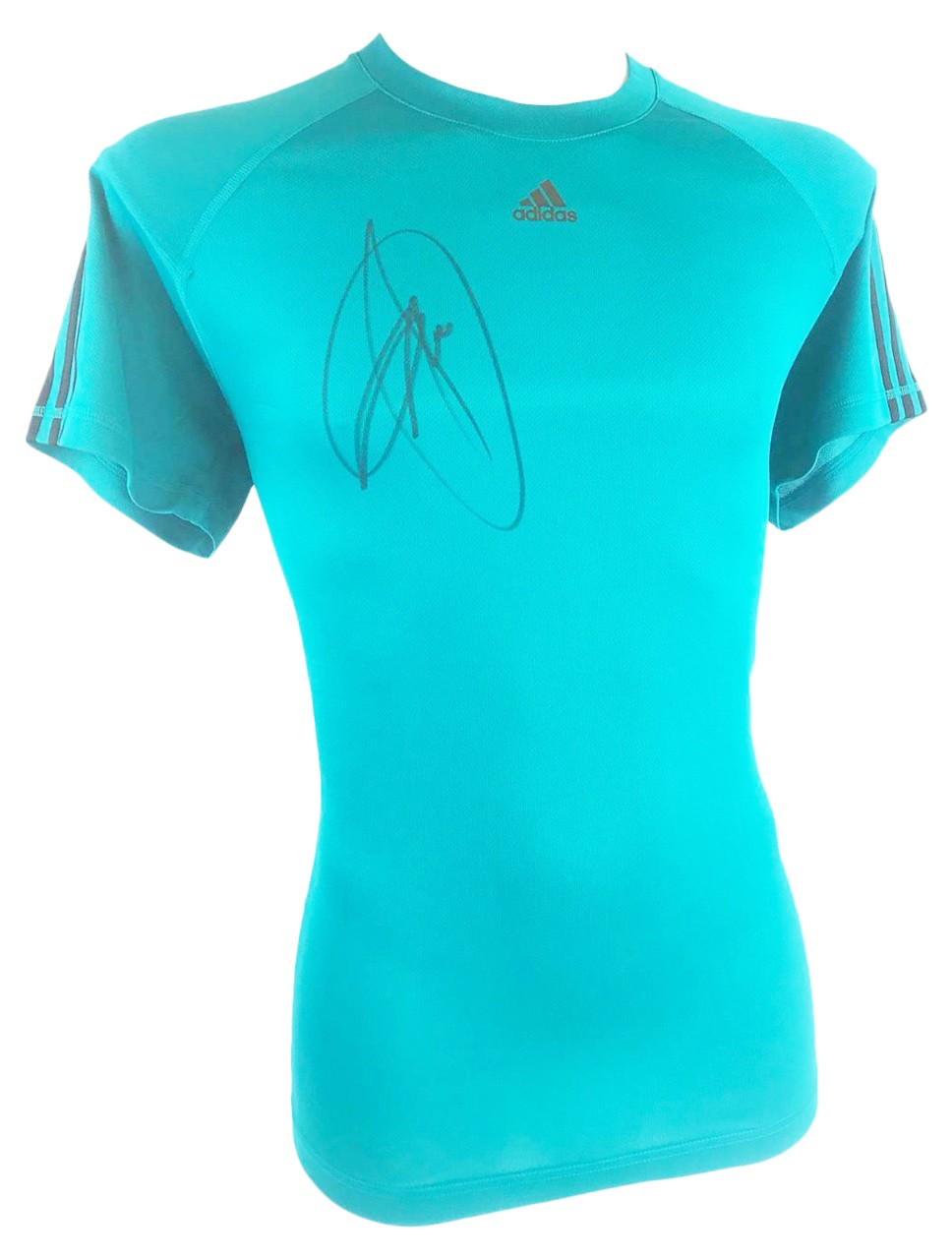 Signed Novak Djokovic Shirt Us Open Tennis Champion Firma Stella