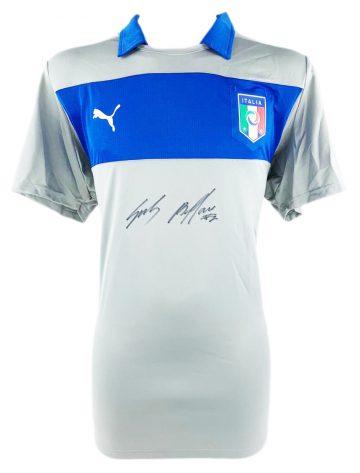 Signed Gianluigi Buffon Jersey