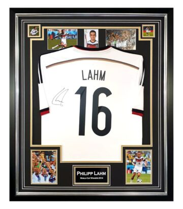Signed Phillip Lahm Jersey