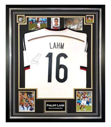 Signed Phillip Lahm Jersey