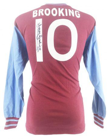 West Ham Signed Memorabilia