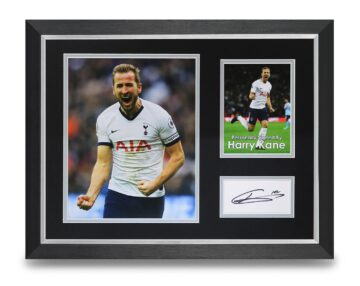 Tottenham Hotspur FC Black Football Signature
