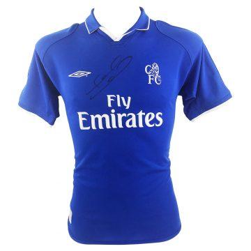 Signed Frank Lampard Shirt