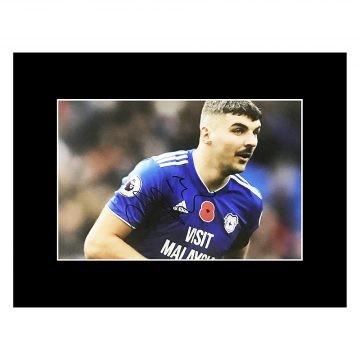 Signed Cardiff City