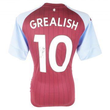 Signed Aston Villa Memorabilia