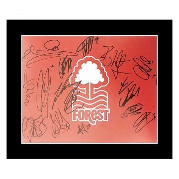 Signed Notts Forest