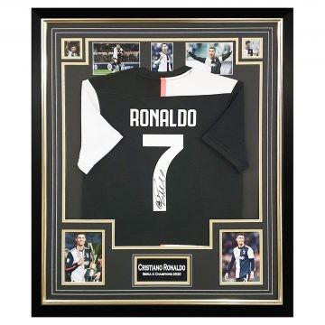 Cristiano Ronaldo Signed Shirt