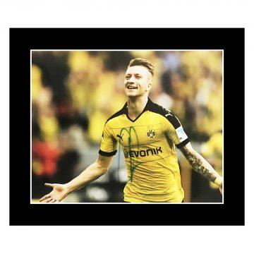 Marco Reus Signed Memorabilia