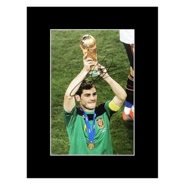 Iker Casillas Signed Memorabilia