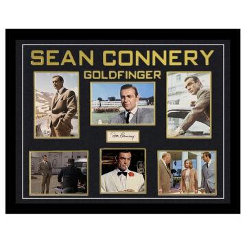 Sean Connery Signed Memorabilia